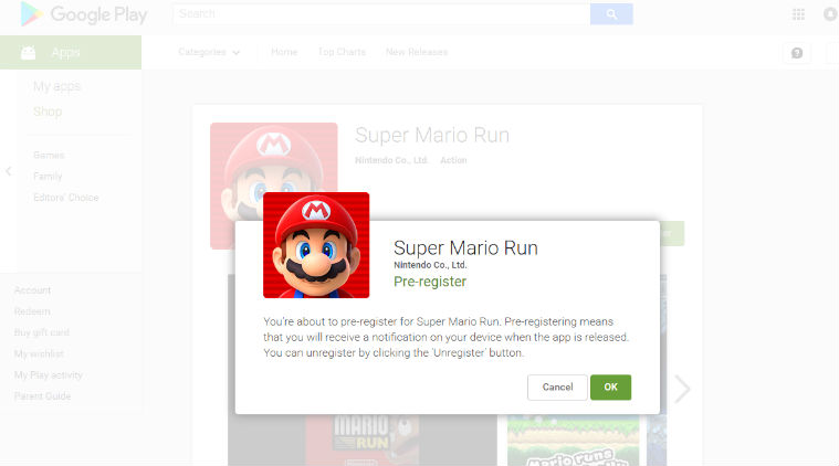 Super Mario Run - Android