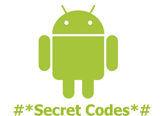 top android secret codes