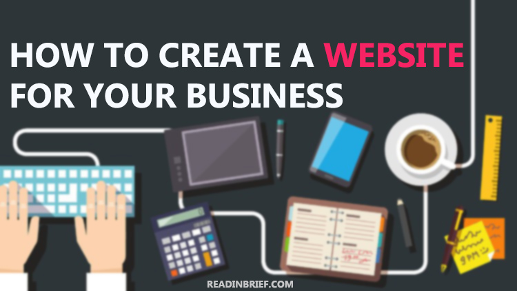 How To Create An Effective Business Website For Your Small