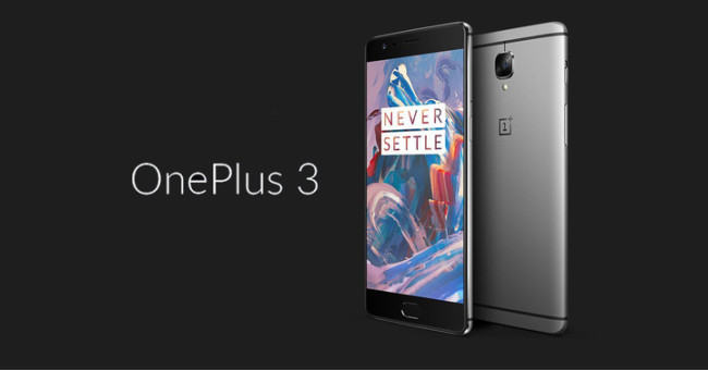 One Plus 3 Android Nougat Update