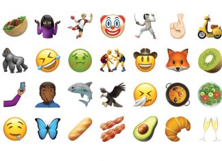 Apple Adds Hundreds of new & Redesigned Emoji in iOS 10.2