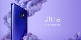 New HTC U Ultra