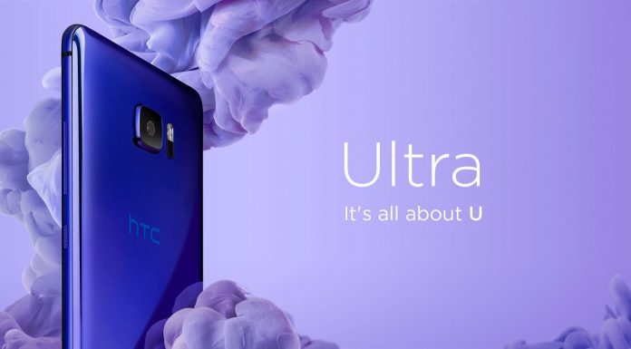 New HTC U Ultra