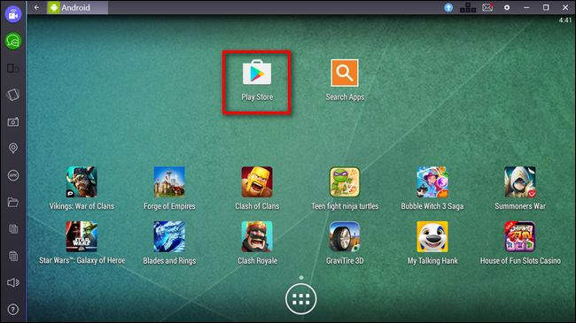 Install BlueStacks and Instagram on your PC