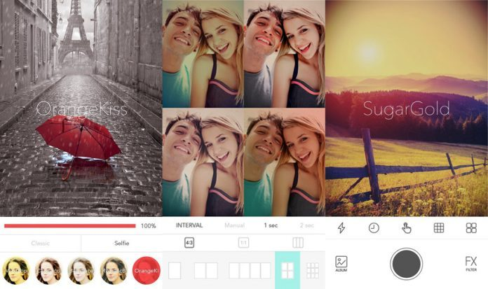 Noah Camera takes your selfie game to a next level