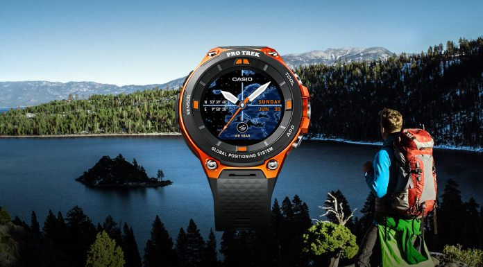 Casio WSD F20 Android 2.0