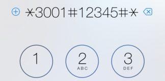 iPhone Hidden Secret codes