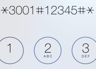 iPhone Hidden Secret codes