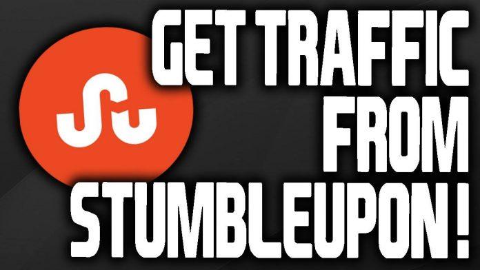Traffic from stumbleupon