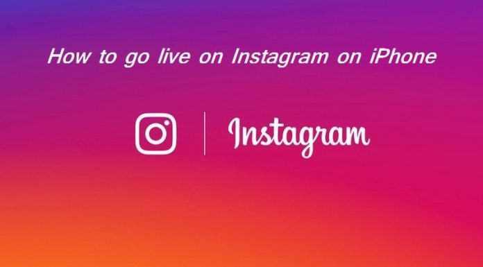 How to go live on Instagram on iPhone