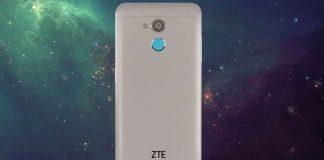 ZTE Gigabit Phone at MWC 2017