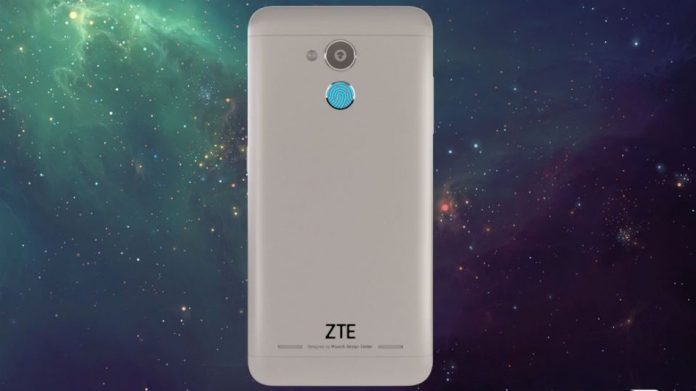 ZTE Gigabit Phone at MWC 2017