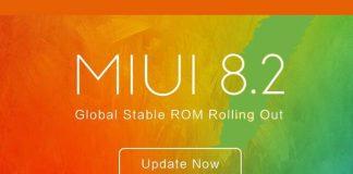 Xiaomi MIUI 8.2