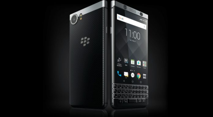 BlackBerry KEYone - Read in brief