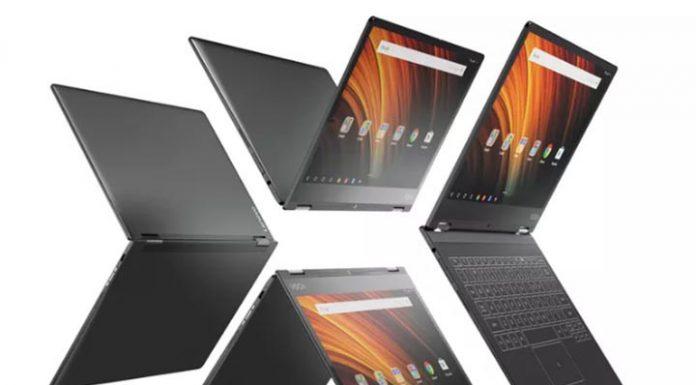 Lenovo yoga A12 read in brief