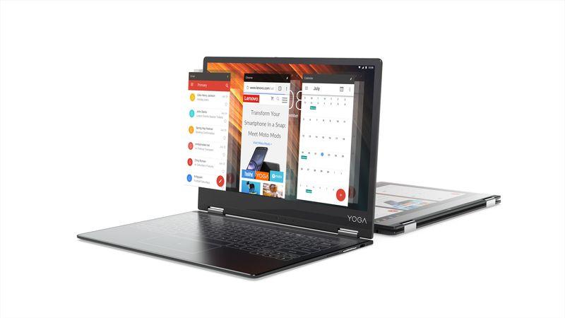 Lenovo Yoga A12 - Read In Brief