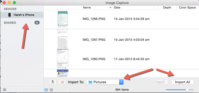 Image-Capture-Mac-photo-import