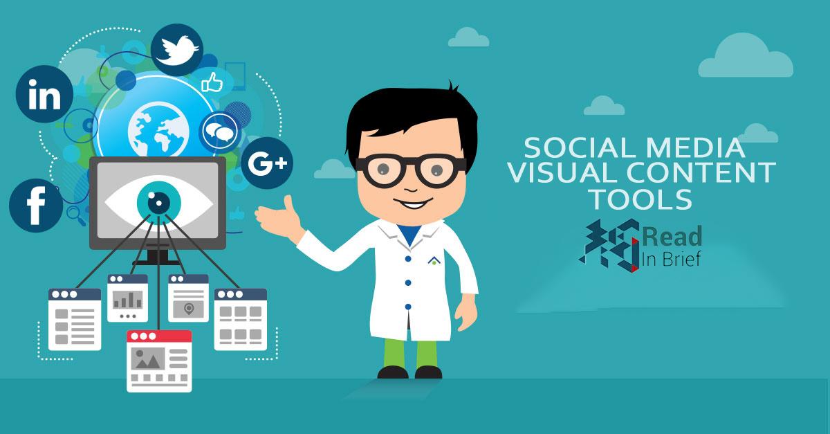 4 Visual Content Tools For Social Media