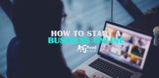 start online business