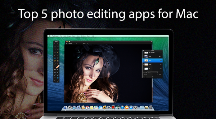 Photo editing mac