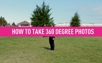 How to Take 360 Photos on iPhone and Android Mobile