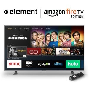 Element Electronics 65-Inch 4K Ultra HD Smart LED TV – Amazon Fire TV Edition