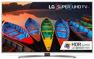 LG 55 Inch 4K Ultra HD Smart LED TV
