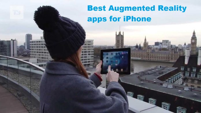 The best Augmented Reality apps for iPhone