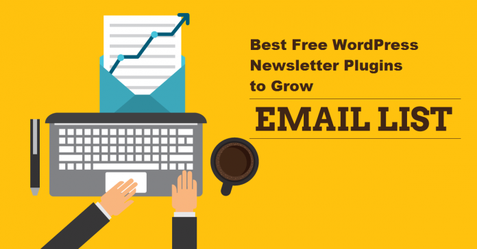 Best Free Newsletter Plugins for WordPress