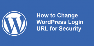 How to Change WordPress Login URL for Security