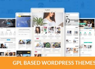 10 Best GPL WordPress themes