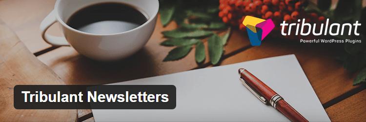 Tribulant Newsletters