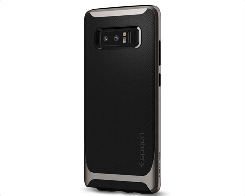 Spigen Neo Hybrid Galaxy Note 8 Case with Herringbone Flexible Inner Protection and Reinforced Hard Bumper Frame for Galaxy Note 8