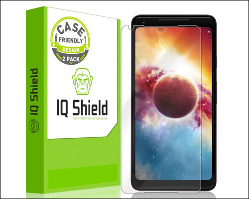 IQShield Screen Protector for Google Pixel 2 XL