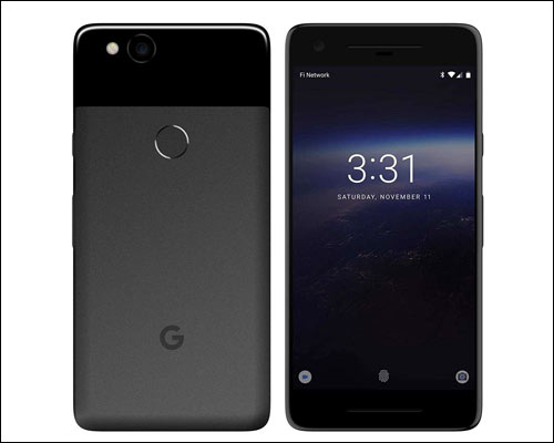 SPARIN Screen Protector for Google Pixel 2 XL