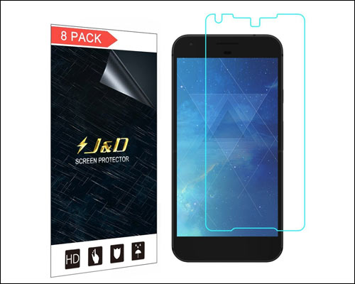 best JD Screen Protector for Google Pixel 2 XL