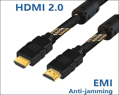 HISVISION HDMI Cable for Apple TV 4K