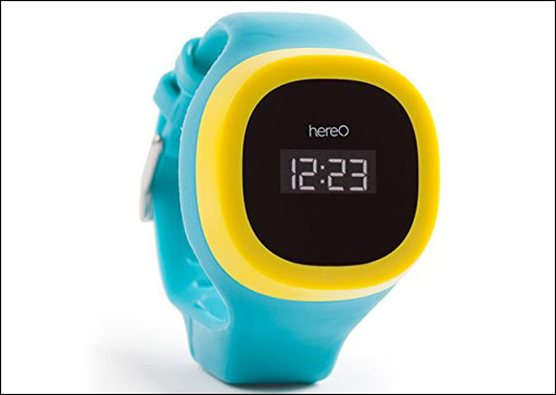 hereO GPS Tracking Watch for Kids