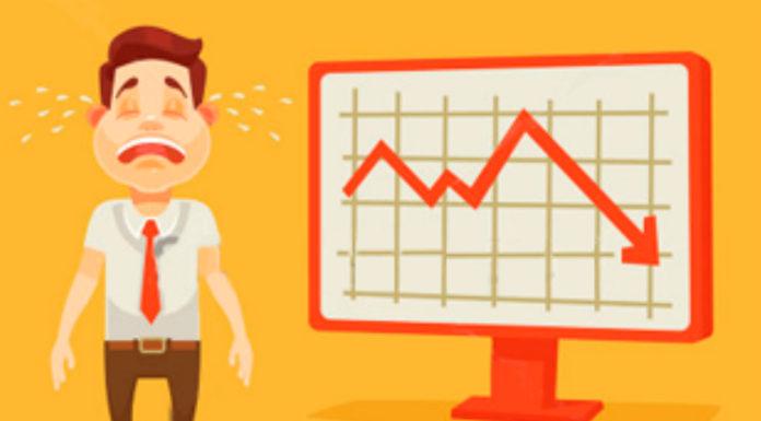 Website Ranking Drops