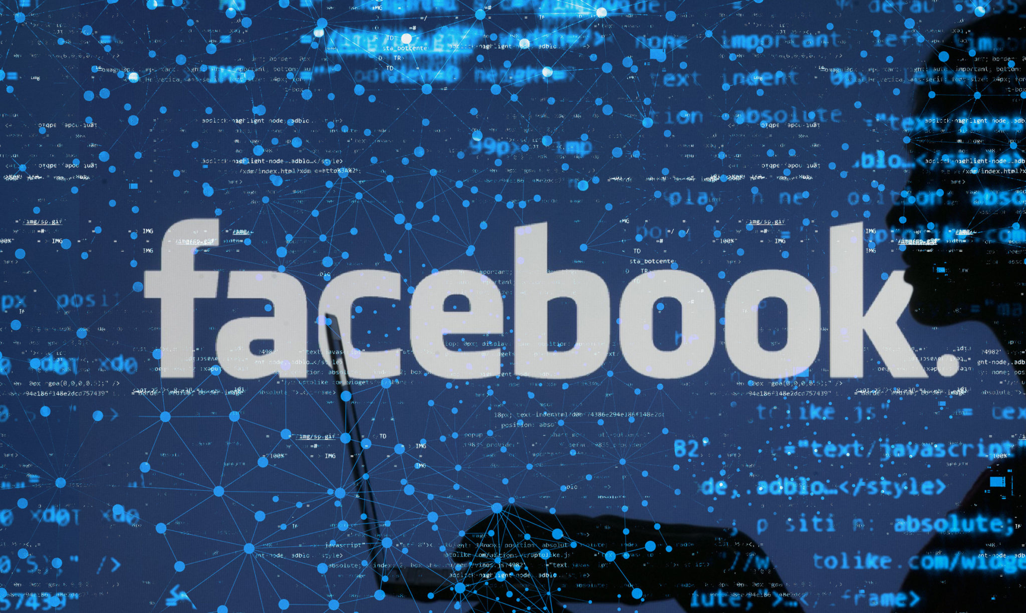 download facebook data on android
