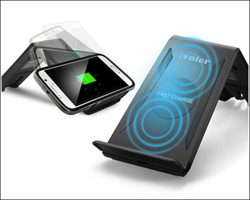 iVoler Qi Fast Wireless Charger