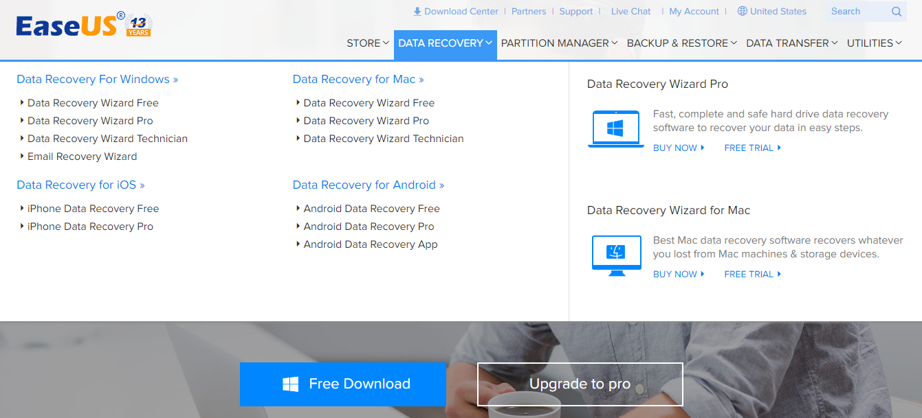 backup & recovery software