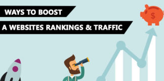 Boost Website Ranking and Traffic