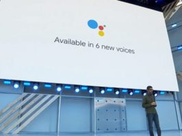 Google's six new Assistant voices are now live