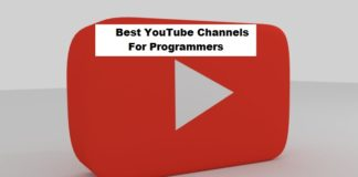 YouTube Channels For Programmers