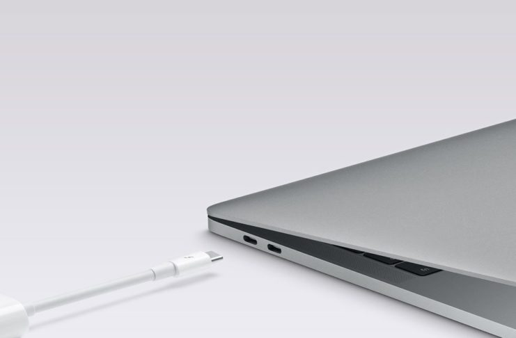 USB Type C for MacBook