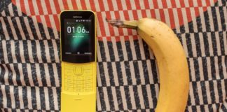 Nokia 8110 banana phone to go on sale first in Asia