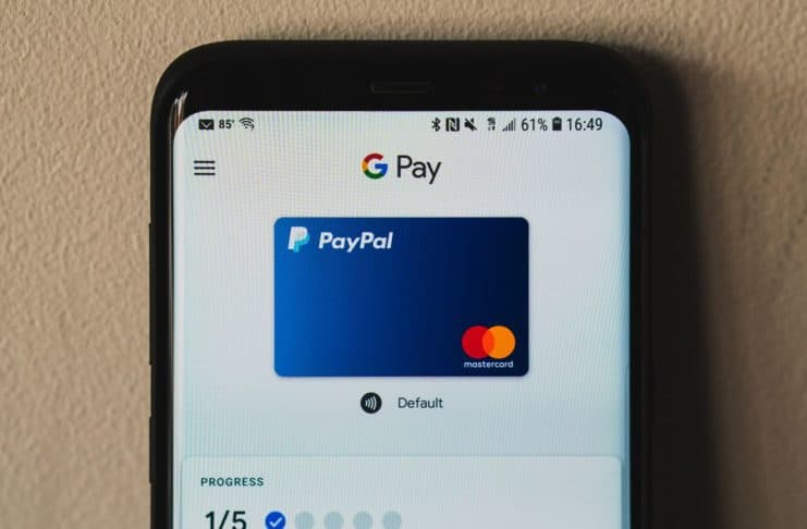 add PayPal Account to Google Pay