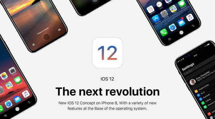 iOS 12 Beta 4 Download