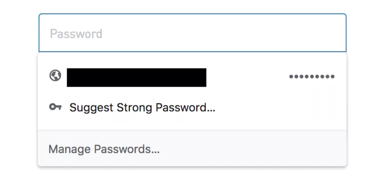 Password generator in google chrome new updates
